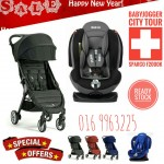 [NEW YEAR PROMO] BABY JOGGER CITY TOUR AND SPARCO F2000K