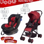 [NEW YEAR PROMO] ALDO STARLITE AND CROLLA S SPIN