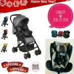 [NEW YEAR PROMO] ALDO STARLITE AND HALFORD ZEUS XT SPIN 360