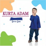 Kurta Adam Royal Blue