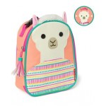 SKIP HOP Zoo Lunchie Insulated Kids Lunch Bag (Llama)