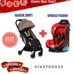 [NEW YEAR PROMO] HAUCK SWIFT AND SPARCO F5000K