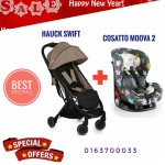 [NEW YEAR PROMO] HAUCK SWIFT AND COSATTO MOOVA 2