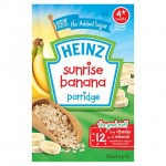 Heinz Farley's Sunrise Banana Porridge