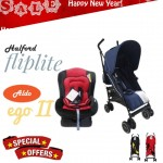 [NEW YEAR PROMO] HALFORD FLIPLITE AND ALDO EGO 2