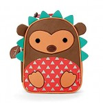 SKIP HOP Zoo Lunchie Insulated Kids Lunch Bag (Hedgehog)