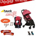 [NEW YEAR PROMO] HAUCK SWIFT AND ALDO EGO 2