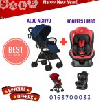 [NEW YEAR PROMO] ALDO ACTIVO AND KOOPERS LIMBO