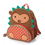 SKIP HOP Zoo Pack Little Kids Backpack (Hedgehog)