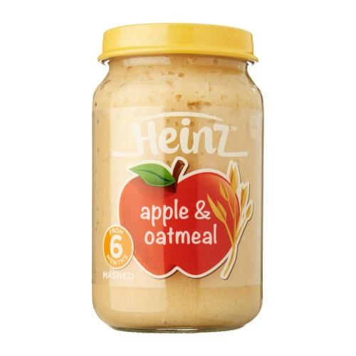 Heinz Apple & Oatmeal