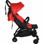 Aldo Compatto Baby Stroller New Design (Red)