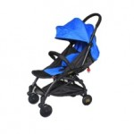Aldo Compatto Baby Stroller New Design (Blue)