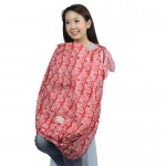 Autumnz POSH Nursing Cover - Sanctuary Red