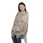Autumnz POSH Nursing Cover - Heritage Coffee
