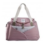 "BEABA Sydney II changing bag ""PLAY PRINT"" - Marsala"