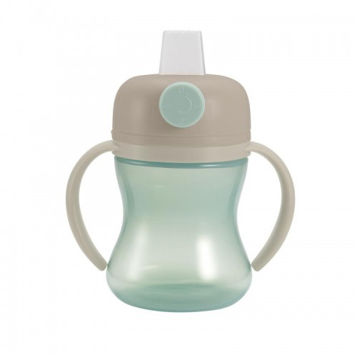 Beaba Regulo Cup (Taupe/Pastel Blue)