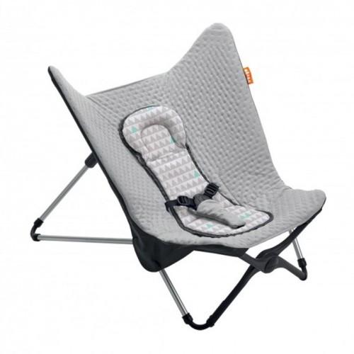 Beaba Foldable Compact Seat (Grey)