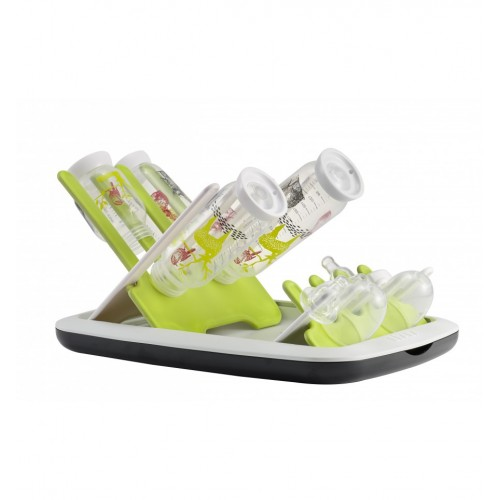Beaba Foldable Draining Rack (Neon)