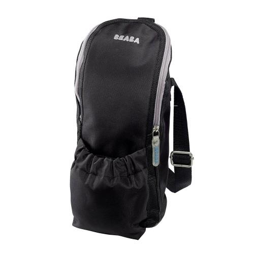 Beaba Isothermal Bag with Bibcar (Black)
