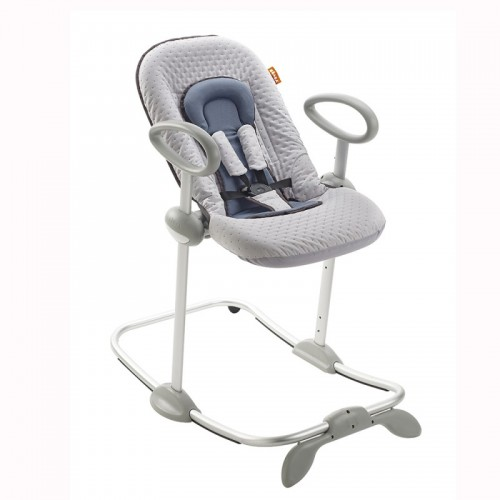 Beaba Up & Down Bouncer 2 (Grey)