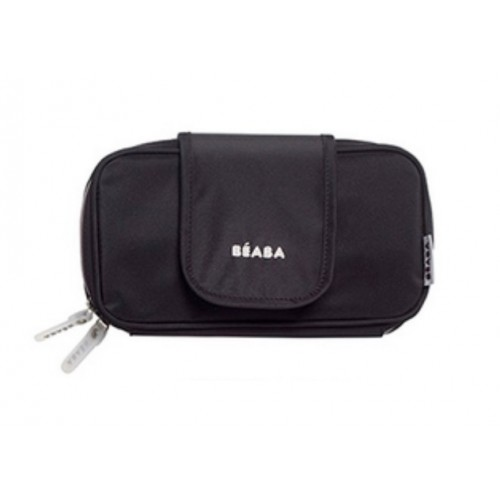 Beaba Wipe Case Gipsy (Black)