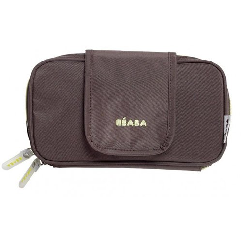 Beaba Wipe Case Gipsy (Brown)