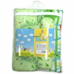 BEE SON BEDDING SMALL (green)