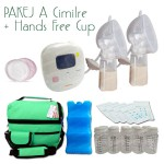 Package A : CIMILRE F1 + Hands Free Cup
