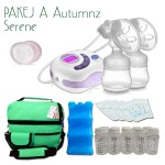 Package A : AUTUMNZ SERENE