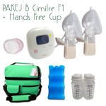 Package B : CIMILRE F1+ Hands Free Cup