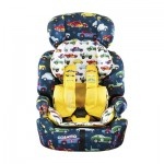 ZOOMI GROUP 123 ANTI-ESCAPE CAR SEAT - REV UP