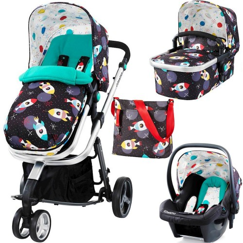 Cosatto Giggle 2 Travel System - Space Racer