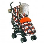 Cosatto Supa Pushchair - Foxtrot
