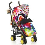 Cosatto Supa Pushchair - Pixelate