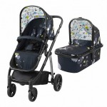Cosatto Wow Pram & Pushchair - Berlin