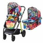 Cosatto Wow Pram & Pushchair - Spectroluxe