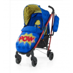 Cosatto Yo! Stroller (Special Edition) - Pow