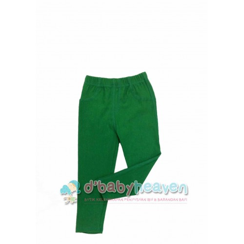 CHEROKE JEGGING (GREEN)