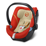 Cybex Aton 5 Car Seat - Autumn Gold