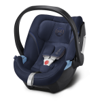 Cybex Aton 5 Car Seat - Denim Blue