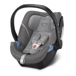 Cybex Aton 5 Car Seat - Manhattan Grey
