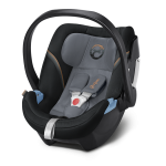 Cybex Aton 5 Car Seat - Pepper Black