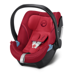 Cybex Aton 5 Car Seat - Rebel Red