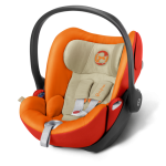 Cybex Cloud Q Car Seat - Autumn Gold