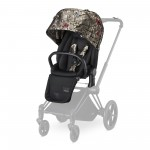 Cybex Priam Lux Seat - Butterfly