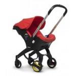 Doona Car Seat Stroller- Love (Red)
