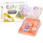 EASY - Bottle Drying Rack (Coral)