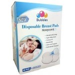 Disposable breastpads 60+12 (honeycomb)