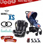 [NEW YEAR PROMO] EASYWALKER MINI XS AND KOOPERS LAMBADA
