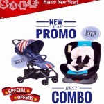 [NEW YEAR PROMO] EASYWALKER MINI XS AND KOOPERS STEP